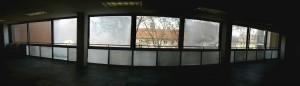 Wer ist eigentlich für das Putzen der Fenster hier verantwortlich? Machen die das einfach zufällig oder steckt da ein Code dahinter?